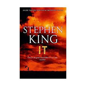 کتاب It - Stephen King رمان آن