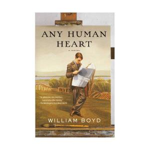 کتاب Any Human Heart رمان هر قلب انسانی