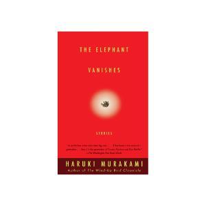 کتاب The Elephant Vanishes فیل از بین می...